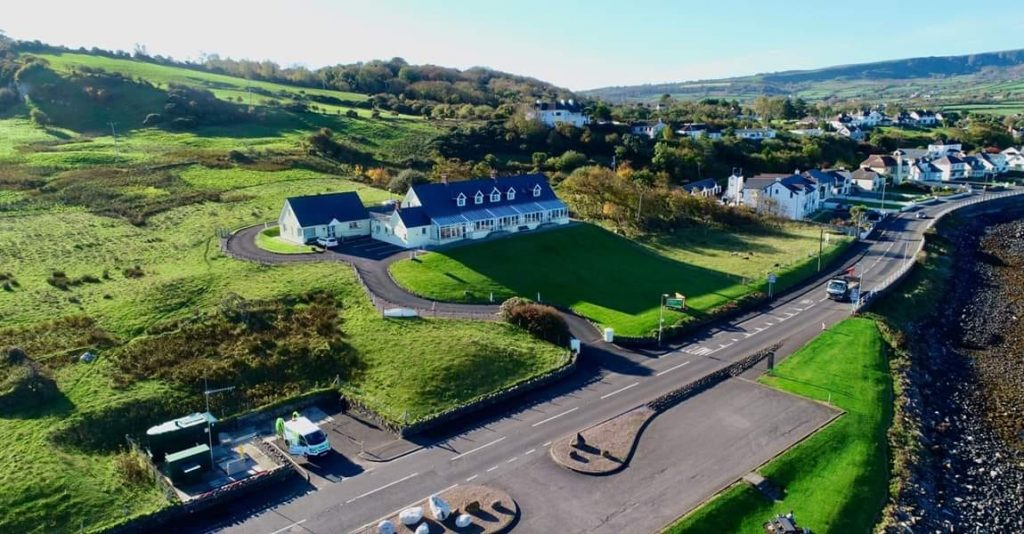 Ballygally apartments self catering accommodation