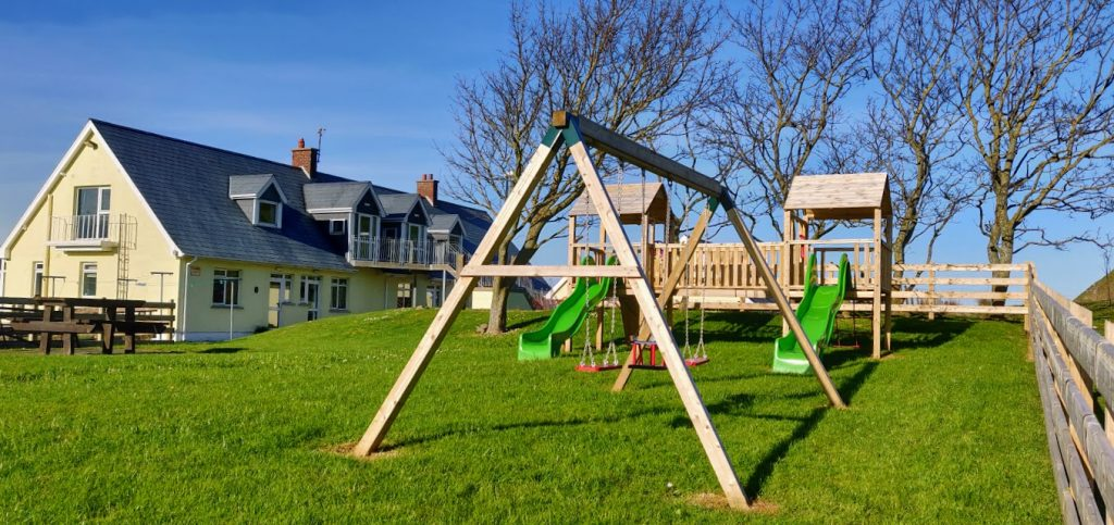pPay park at Ballygally